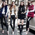 Hottest Women Real Fur Vests Long Waistcoats Fashion New Winter Warm Gilet