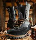 JK Boots Custom Handmade Leather Wildland Firefighting Lineman Logger Arch Fit