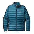 Patagonia Down Sweater Winter Jacket Deep Sea Blue