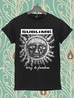 Sublime 40oz. to Freedom New Wave Ska Music Men Woman Black T-Shirt S M L XL