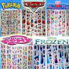 REWARD STICKERS FROZEN PEPPA PIG POKEMON LITTLE PONY 3D PADDED STICKER SHEETS