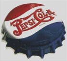 Cross stitch chart, pattern. Pepsi Cola, Bottle Top, Crown, Cap,  logo