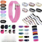 Small Large Replacement Wrist Band Wristband for Fitbit Flex with Clasps