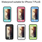 NEW Waterproof Snowproof Dirtproof Case for Apple iPhone 7 & iPhone 7 Plus