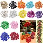 200x Mini Foam Frosted Berry Bacca Fruit Home Table Centerpiece Decor-14 Colors