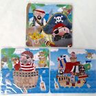 Pirate Mini Jigsaw Puzzle Party Bag Fillers, Boys Birthday Favours Loot Toys