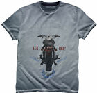 GENUINE TRIUMPH MOTORCYCLES VIRDEN T-SHIRT IN LIGHT GREY SMALL £17.99 GBP on eBay