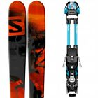 SALOMON N Q-98 Ski + Guardian 16 Wtr L C100 Fixation Homme