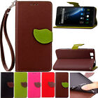 Luxury Magnetic Flip Cover Stand Wallet PU Leather Case For Doogee X5/X5 Pro New