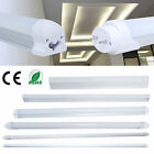 10W 2FT T8 G13 LED SMD Tube Light Fluorescent Replacement Cabinet Bar Lamp UK