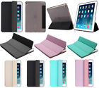 Luxury Slim PU Leather Smart Auto Sleep Stand Cover (SF)For iPad 2 3 4 mini Air