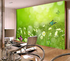 Spring Butterfly Photography Full Wall Mural Photo Wallpaper Print Home 3D Decal
