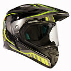 Zoan Synchrony Duo Electric Shield Tourer Graphic Snow Helmet