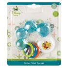 DISNEY WATER FILLED TEETHER CHILDS CHILDRENS BABY CIRCLE TEETHE RING COOLING
