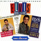 ELVIS PRESLEY - Live a Little, Love a Little / Charro! / The Trouble With Girls
