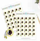 Washington Redskins Planner Stickers- Perfect for all Planners like Erin Condren $4.0 USD on eBay