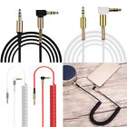 3.5mm Male to Male Car Aux Auxiliary Right Angle Audio Cable For Cellphone MP3 C
