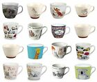 Set Of 6 Cambridge Coffee Tea Mugs Cups For Home or Office - 17 DESIGNS TO PICK