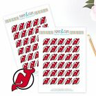 New Jersey Devils Planner Stickers - Perfect for all Planners like Erin Condren $4.0 USD on eBay
