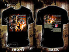 Black T Shirt IRON MAIDEN with GHOST Tour 2017 R621 Many Size Get It Now!!