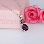 2017 S925 silver plated gold jewelry Small cat pendant diamond crystal necklace