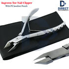 Professional Ingrown Heavy Duty Finger Nail Cutters Clippers Nippers Podiatry CE