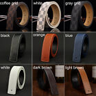 "Hot sell Men's Fashion Belts ""H"" Buckle Genuine Leather Waist Belt Waistband"