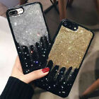 Luxury Bling Sparkle Star Glitter Soft Gel TPU Case Cover for iPhone 6/6S/7 Plus