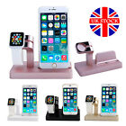 Charging Dock Stand Station Charger Holder for Apple Watch iWatch iPhone 5/6