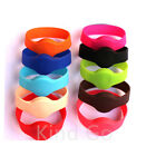 125KHz /13.56MHZ Waterproof Silicone Wristband Watch Card RFID/ IC/ 5577 card
