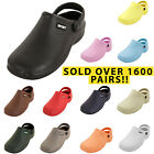 Womens Clogs Shoes Garden Water Slip On Mule Sandal Rubber Nurse Outdoor Classic
