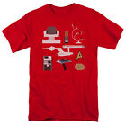 Star Trek Original Series Classic Icons Licensed Adult T-Shirt All Sizes on eBay