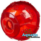 Kong Squeezz Ball For Dog Puppy Squeaks Toy Fetch Choose Size