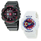 Casio Baby-G Analog-Digital Display Ladies Watch - Choose color