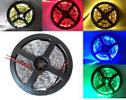 24V 5M 5050 SMD 300 Cool Warm White RGB Red Green Blue LED Flexible Strip Light