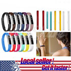 US Replacement Silicone Wrist Band Strap For Fitbit Alta Small Large Watch Bands
