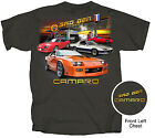 Chevrolet Camaro 3rd Gen Service Men's T-Shirt~Gray~Z/28 IROC-Z RS USA1 Pace Car image