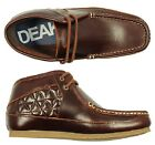 MENS NEW NICHOLAS DEAKINS KEANE-2 LEATHER BOOTS TAN BROWN COLOUR SIZES 6 TO 11
