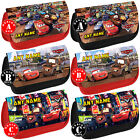 CARS Personalised Pencil Case Bag Kids Boys Gift Any Name Text School Disney New