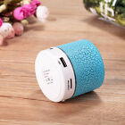 Tablet PC Audio FM Radio Portable Mini USB Stereo Wireless Led Bluetooth Speaker