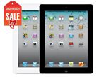 Apple iPad 2nd gen 64GB Wifi Tablet (Black or White) - GOOD Condition (R-D)