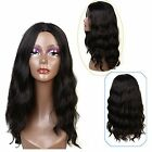 """22"""" Feibin Synthetic Hair Wigs For Black Women Natural Wavy Style Black Color 1#"""
