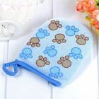 Brush Sponge Cartoon Cotton Super Soft Baby Bath Towel Wash Towel For Kids