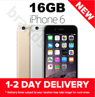 NEW iPhone 6 16gb 4G SPACE GREY GOLD SILVER