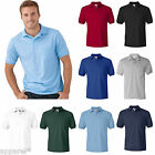 Mens Womens Plain Polo Shirt Short Sleeve T-Shirt Pique Pocket Olympic Plain New