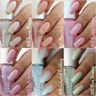 CERAMIC EFFECT SORBET NAIL POLISH by LAYLA - MADE IN ITALY NEW