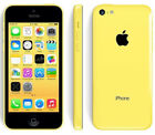 Apple iPhone 5C-8GB 16GB 32GB GSM (Factory-Unlocked) Smartphone Phone all color