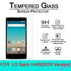 Real Tempered Glass Screen Protector Guard Film Shield For LG Various Cell Phone