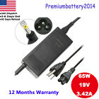 19V 3.42A 65W Power Supply AC Adapter Charger for Acer Gateway 5.5mm*1.7mm US1