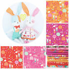 MODA Spring Bunny fabrics & bundles plus Sew your own bunny panel 100% cotton